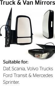 Truck & Van Mirrors