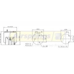 AIRSPRING COMPLETE - SCHMITZ   1077929 1R12-900