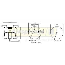 AIRSPRING COMPLETE - SOLARIS BUS | 020701-0004-012-362