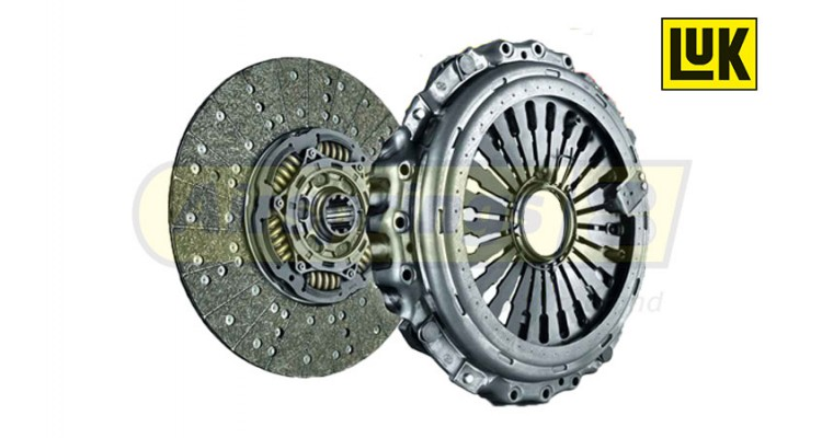 CLUTCH KIT MERCEDES ATEGO | A0252502501 3400127701