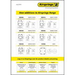 New Airsprings in Range