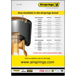 Now Available in the Airsprings brand
