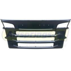FRONT GRILLE PANEL BLACK | 1872158