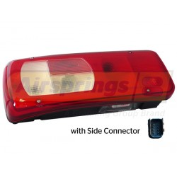 DAF CF XF E6 TAIL LAMP LHS (SIDE CONNECTOR) | 1875577