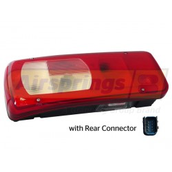 DAF CF XF E6 TAIL LAMP LHS (REAR CONNECTOR) | 1875580