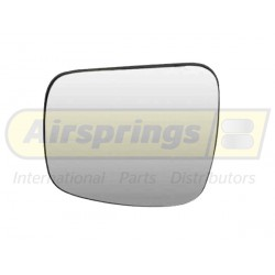 VOLVO FH FM WIDE ANGLE MIRROR GLASS LHS (HEATED)   21320365