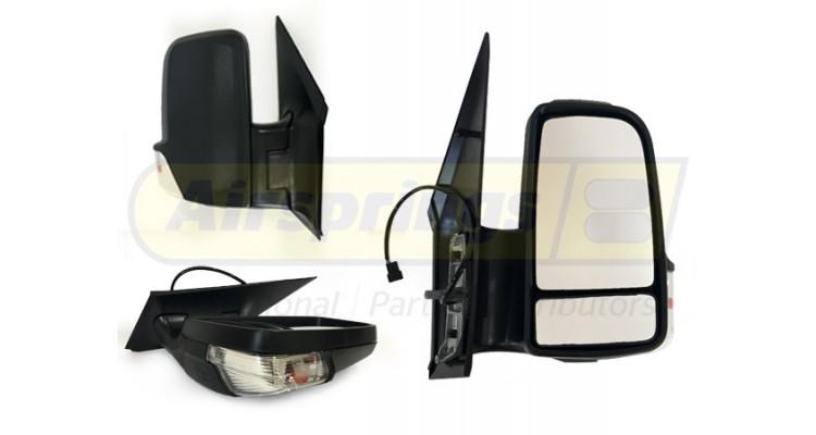 Mercedes sprinter mirror right manual 9068105016 ut7088 - Espejo retrovisor mercedes sprinter ...
